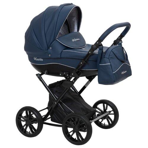Купить Коляска для новорожденных Mr Sandman Rustle 03 синий, Коляски