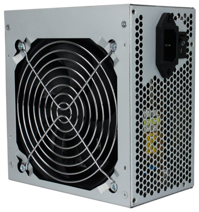 Powerman Блок питания Powerman PM-500 80 Plus 500W