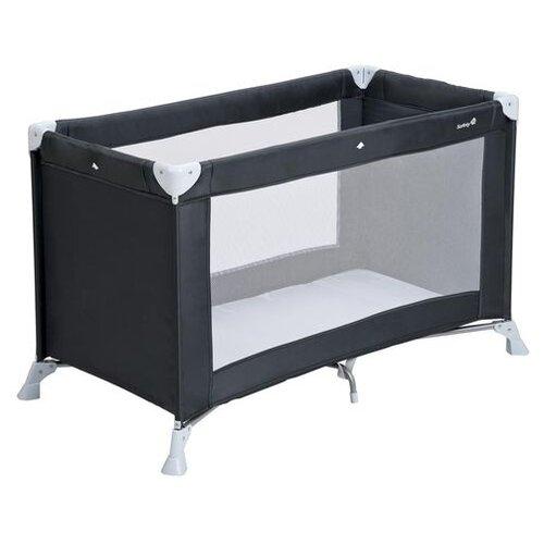 Купить Манеж-кровать Safety 1st Soft Dreams grey patches, Манежи