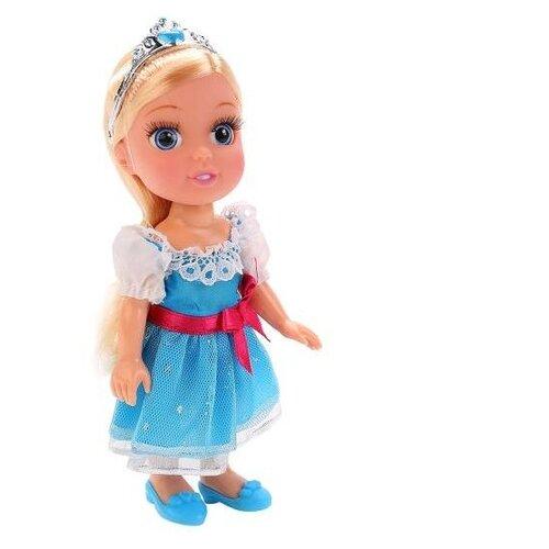 Купить Интерактивная кукла Карапуз Принцессы Disney Принцесса Золушка 15 см Cind002X, Куклы и пупсы