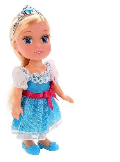 Интерактивная кукла Карапуз Принцессы Disney Принцесса Золушка 15 см Cind002X