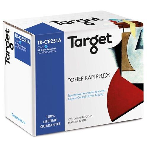 Фото - Картридж Target TR-CE251A, совместимый картридж target tr mltd205e совместимый
