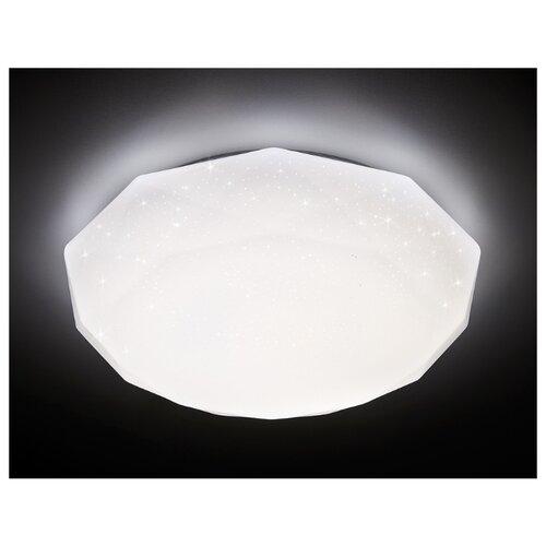 Фото - Светильник светодиодный Ambrella light F18 WH 72W D510 ORBITAL, LED, 72 Вт светильник светодиодный silver light neo retro 840 60 7 led 72 вт