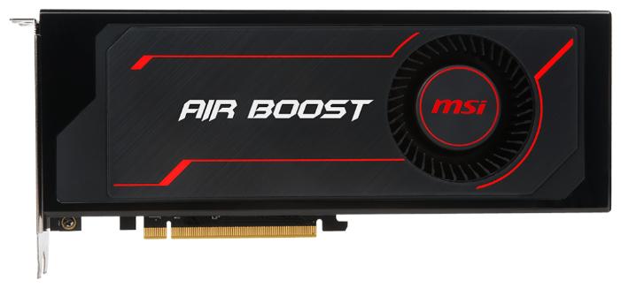MSI Видеокарта MSI Radeon RX Vega 64 1272Mhz PCI-E 3.0 8192Mb 1890Mhz 2048 bit HDMI HDCP Air Boost OC