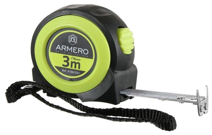 Рулетка Armero A100/031 16 мм x 3 м