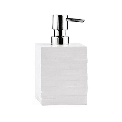 Дозатор для жидкого мыла WasserKRAFT Leine K-3899 белый дозатор для мыла wasserkraft leine k 5099 white