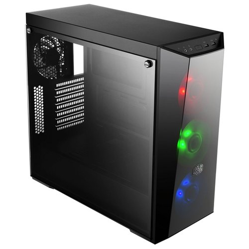 Компьютерный корпус Cooler Master MasterBox 5 Lite RGB (MCW-L5S3-KGNN-03) w/o PSU Black