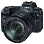 Фотоаппарат со сменной оптикой Canon EOS R Kit