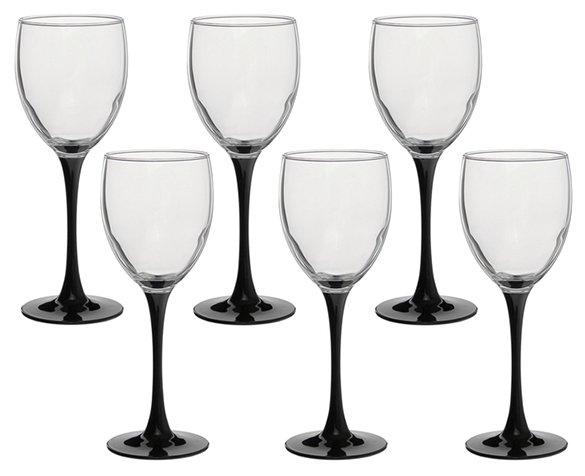 Luminarc Набор фужеров для вина Domino 6 шт 350 мл J0015