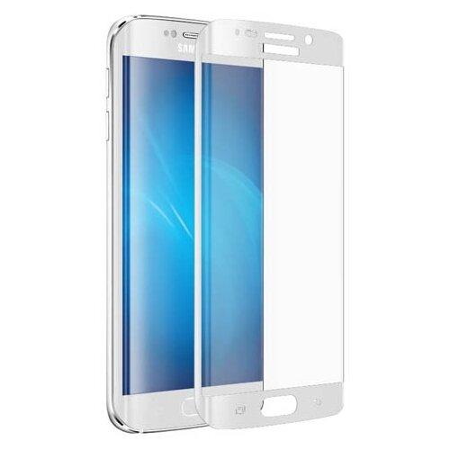Защитное стекло CaseGuru для Samsung Galaxy S6 Edge whiteЗащитные пленки и стекла<br>