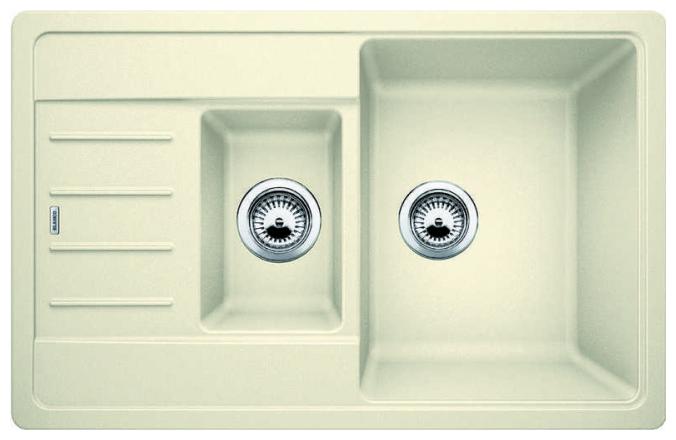 Врезная кухонная мойка Blanco Legra 6S Compact 78х50см искусственный гранит