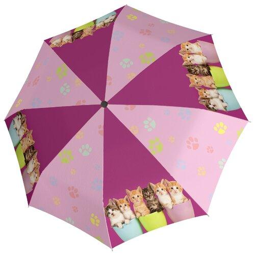 Зонт Doppler розовый