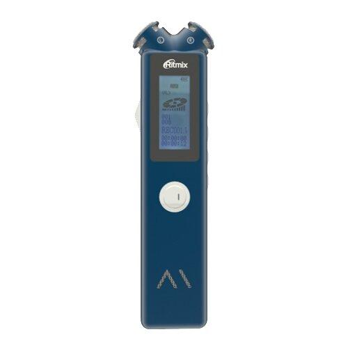цена на Диктофон Ritmix RR-145 8Gb синий