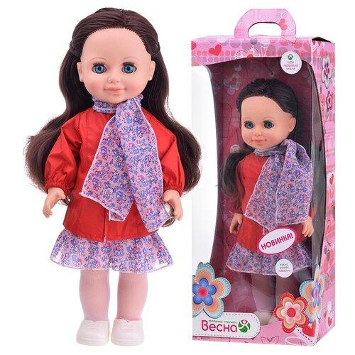 Интерактивная кукла Весна Анна 9, 42 см, В2854/о интерактивная кукла весна анна модница 2 42 см в3717 о