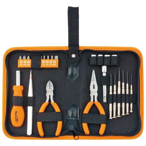 Фото - Набор инструментов Sparta (25 предм.) 13534 набор инструментов sparta 6 предм 13540 черный оранжевый