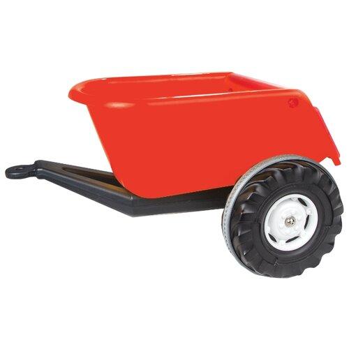Купить Прицеп pilsan 07-295 67 см красный, Машинки и техника