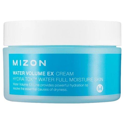 Mizon Water volume EX cream Увлажняющий крем для лица c экстрактом морских водорослей, 100 мл