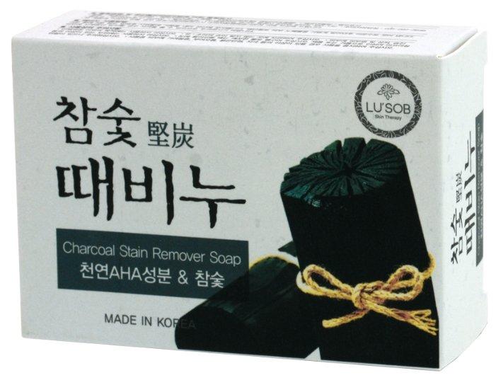 Мыло-скраб DongBang древесный уголь