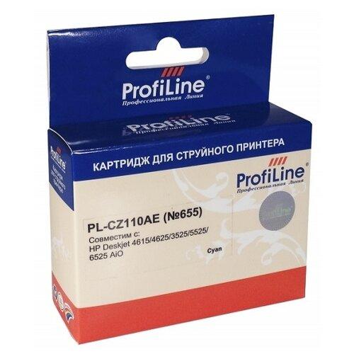 Фото - Картридж ProfiLine PL-CZ110AE-C, совместимый картридж profiline pl 50f2h00