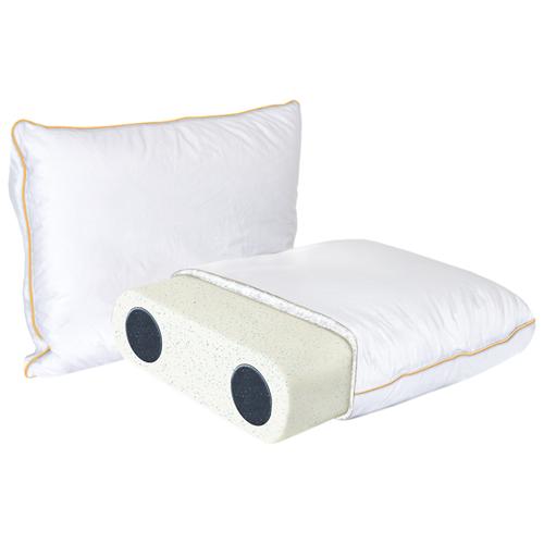 Подушка Sleep Professor Solo S 40 х 60 см белыйПодушки<br>