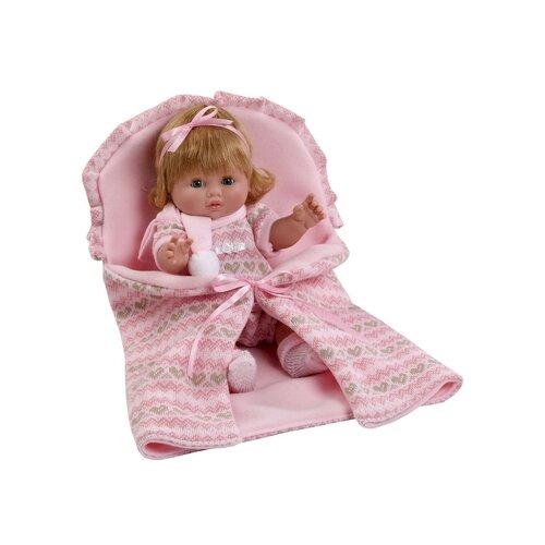 Пупс Munecas Berbesa Baby Chusin, 34 см, 3203Куклы и пупсы<br>