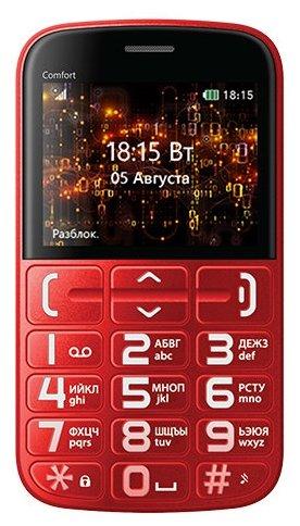 BQ Телефон BQ BQ-2441 Comfort