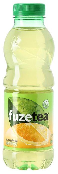 Чай fuzetea зеленый Цитрус, ПЭТ