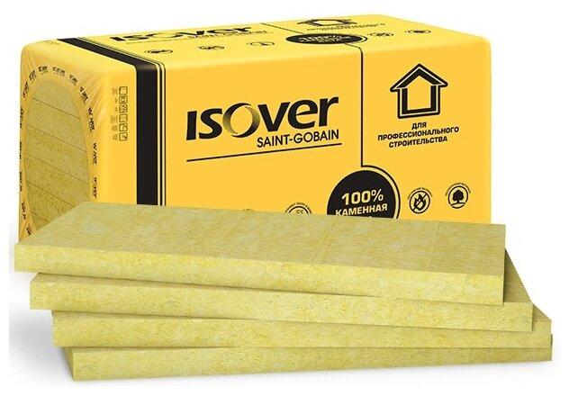 Каменная вата Isover Оптимал 1000x600х50мм 8 шт