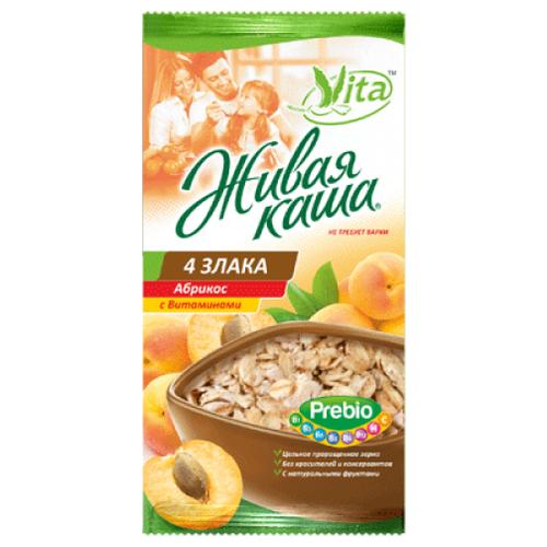 Vita Живая каша Каша 4 злака с