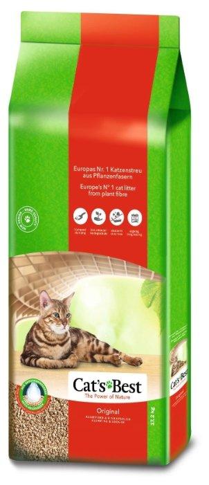 Наполнитель Cat's Best Original ( 40 л)