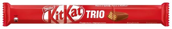 Батончик KitKat Trio, 87 г