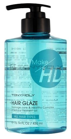 TONY MOLY Средство Make HD Hair Glaze для волос и кожи головы