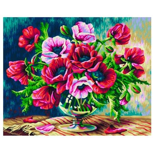 Schipper Картина по номерам Маки 40х50 см (9350548)Картины по номерам и контурам<br>