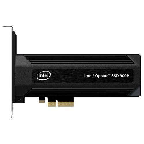 Купить Твердотельный накопитель Intel SSDPED1D480GAX1 черный