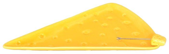 Elan gallery Тарелка для сыра Сыр