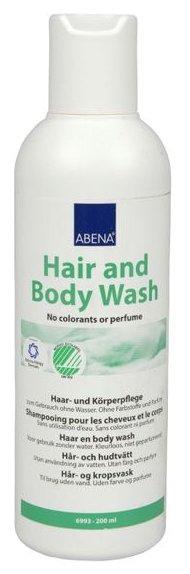 Лосьон Abena для мытья волос и тела без воды (6993) 200 мл