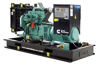 Дизельный генератор Cummins C90 D5 (65600 Вт)