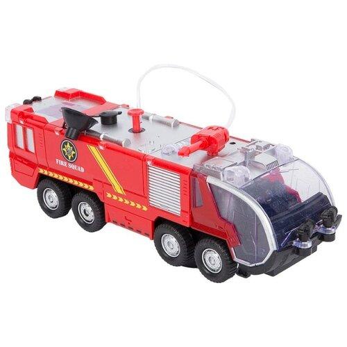 Пожарный автомобиль Zhorya ZYB-B0725 красный автомобиль zhorya в32769 красный