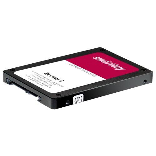 Купить Твердотельный накопитель SmartBuy Revival 3 960 GB (SB960GB-RVVL3-25SAT3) черный