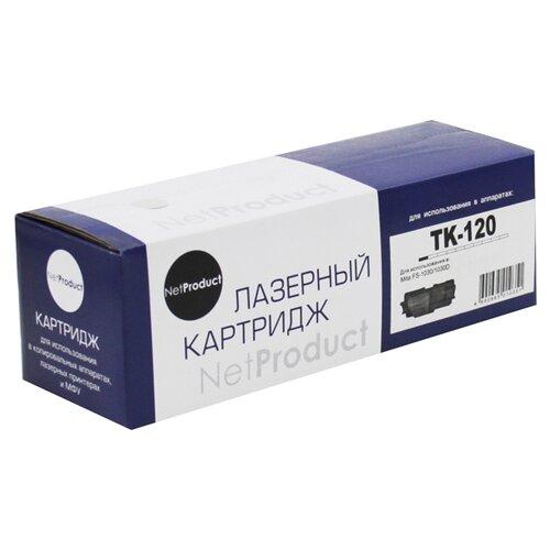Фото - Картридж Net Product N-TK-120, совместимый картридж net product n tk 130 совместимый