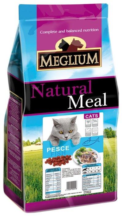Корм для кошек Meglium Cat Adult — Рыба