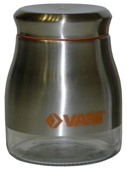 VANI Банка для сыпучих продуктов V9001 750 мл