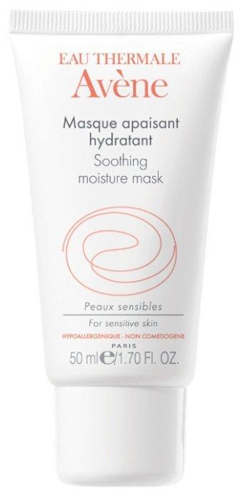 AVENE Soothing Moisture Mask Успокаивающая увлажняющая маска