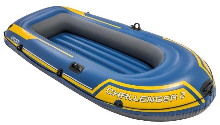 Надувная лодка Intex Challenger-2 (68367)