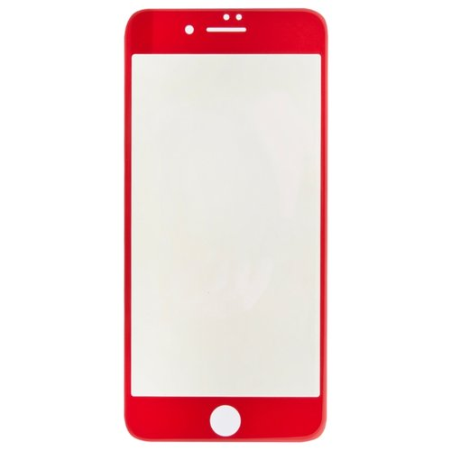 Защитное стекло Remax Gener Anti Blue-ray 3D Glass для Apple iPhone 7 Plus красный