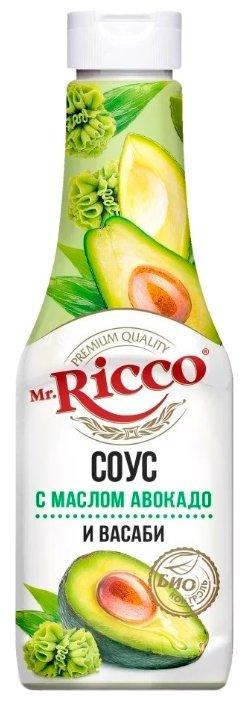 Соус Mr.Ricco С маслом авокадо и васаби, 310 г