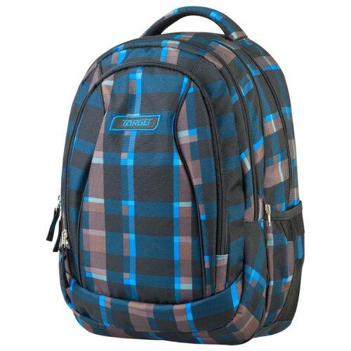 Купить Target Рюкзак 2 в 1 Allover 3 (21430), синий/коричневый, Рюкзаки, ранцы