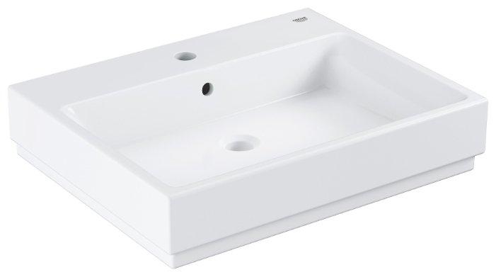 Раковина 60 см Grohe Cube Ceramic 3947300H