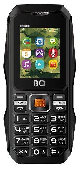 Мобильный телефон BQ Mobile BQ-1842 Tank mini Black