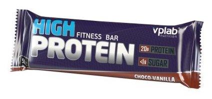 VP Laboratory протеиновый батончик High Protein Fitness (50 г)(1 шт.)